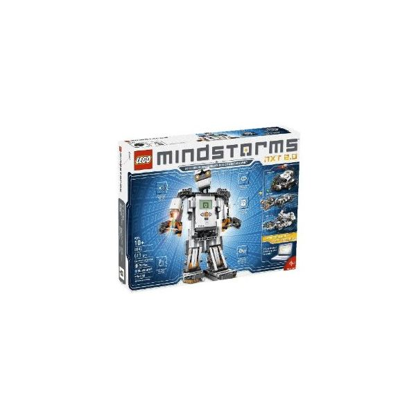 Building Mindstorms Robots for Fun and Education