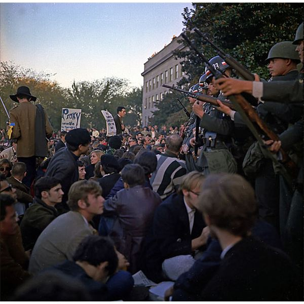 1968 Vietnam War Protests at the Democratic National Convention in Chicago: High School History Lesson Plan