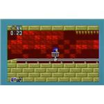 Mine cart stages first appeared in Sonic 2 for the Master System. Keep 'em coming, Sega!