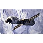 The ISS on December 4, 1998