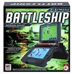 Green Box Electronic Battleship Game