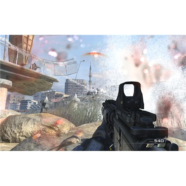 Call of Duty: Modern Warfare 2 - Protecting the Bridgelayer