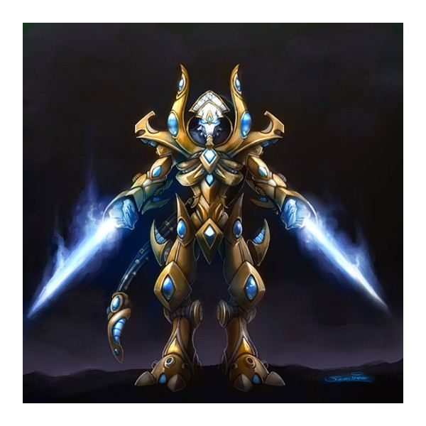 A Guide to Starcraft: How to Complete Protoss Missions 1-3