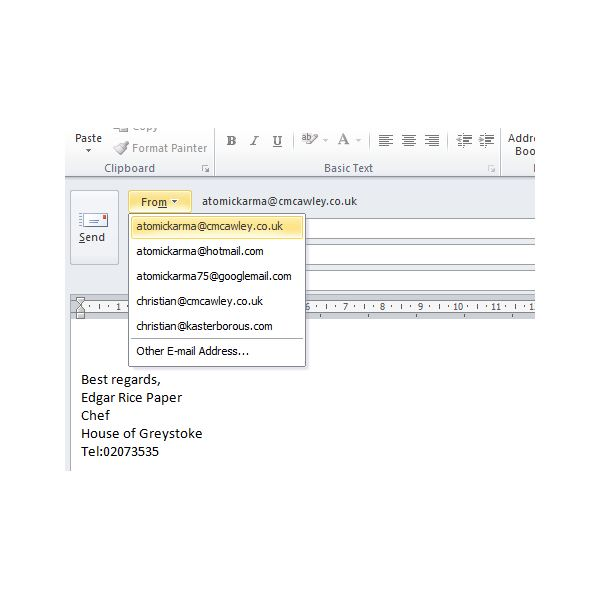 Using MS Outlook: From Newbie to Pro