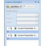 Custom Animation Window