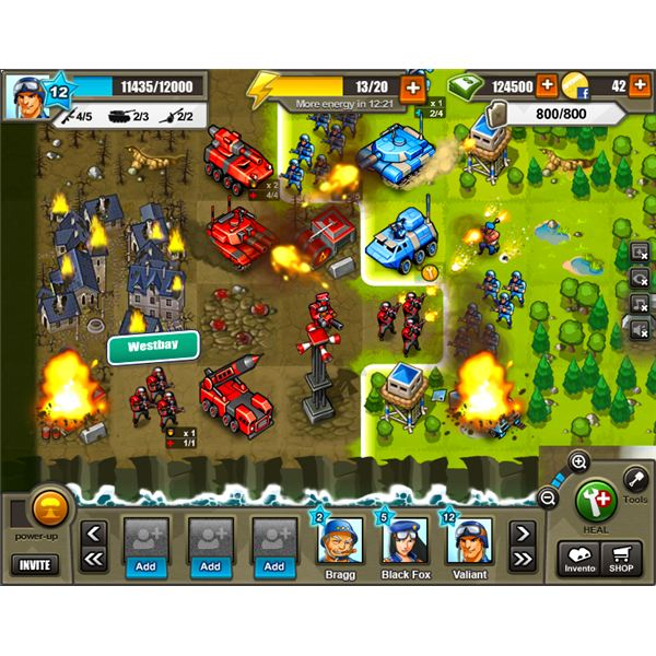 The Top 5 Online Social Strategy Games on Facebook