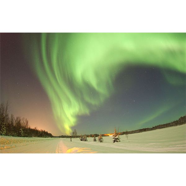 Fast Facts on the Arctic Northern Lights (Aurora Borealis)