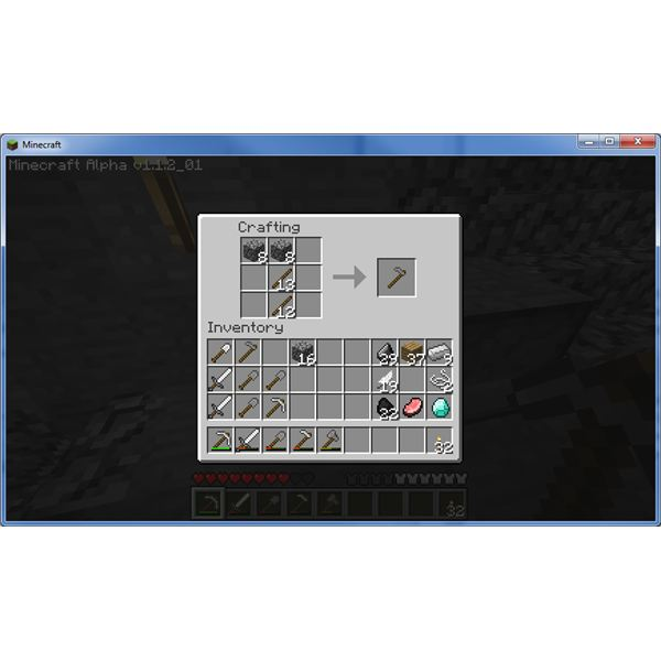 Minecraft Item Guide: The Hoe