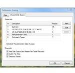 Wipe Free Disk Space option in Eraser