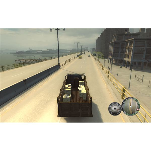 Mafia 2 Help - Driving the Stolen Truck in Chapter 8