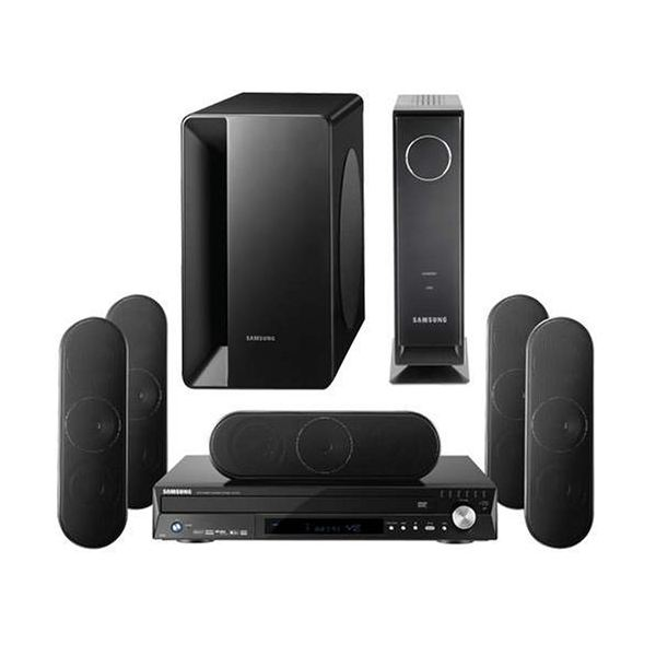 Sony Surround Sound System Wireless Rear Speakers Round Designs