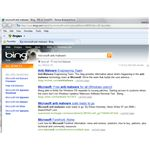 SecureBrowsing is not working on Bing.com