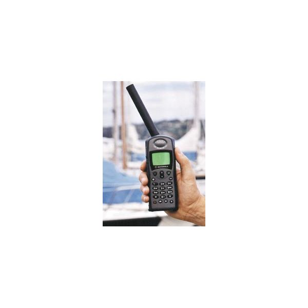 How do satellite phones work on ships ?