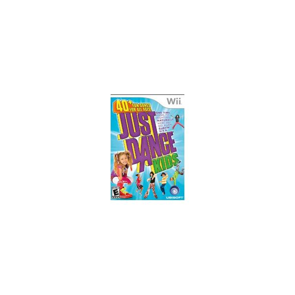 Just Dance Kids for Wii