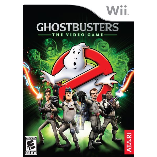 Ghosbusters the Video Game Wii