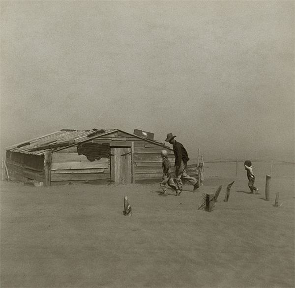 The Dust Storm of the 1930s
