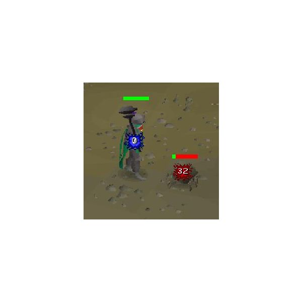 Runecape Pking Rs Guide (Part 3.2): The Obby Maul Pure (Part 2)
