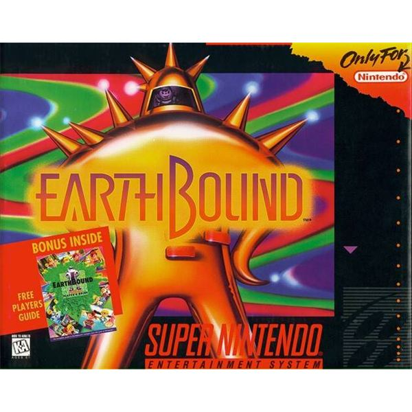 Earthbound - Super NES RPG - Coming Soon to the Virtual Console?