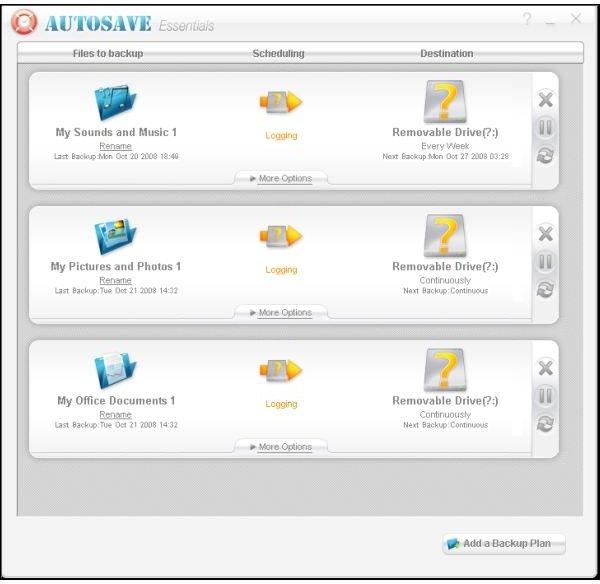 Autosave Essentials