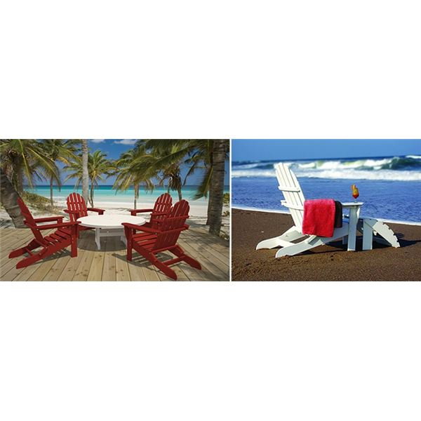 Poly-wood Patio Furniture