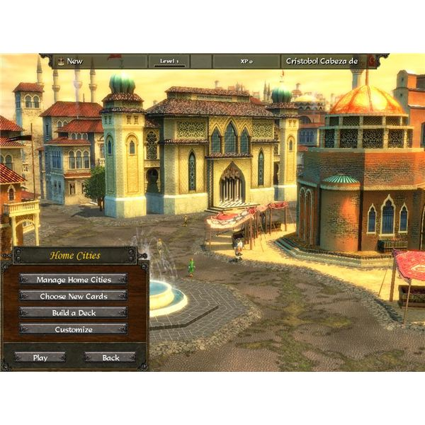 Learn to Win in Age of Empires 3 - Home City Guide