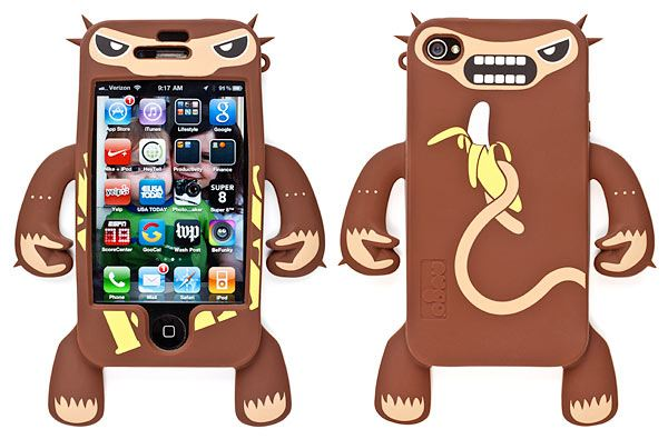 Robotector iPhone Case
