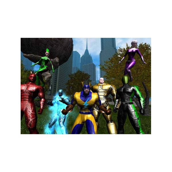 City of Heroes: The Making of a Super Hero MMO