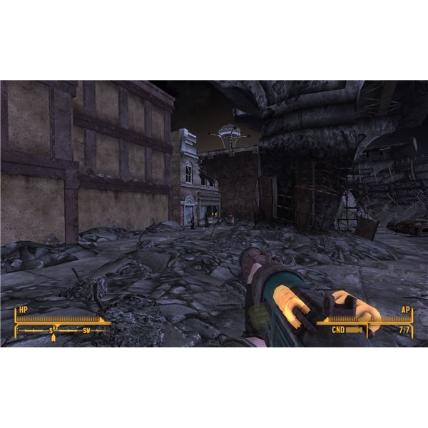 Fallout: New Vegas - G.I. Blues - The NCR Aid Station
