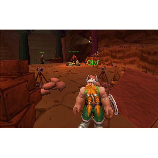 Lost Vikings in World of Warcraft