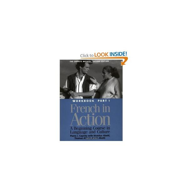 French in Action Part I as available on Amazon
