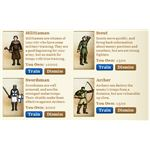 Kingdoms of Camelot Soldiers