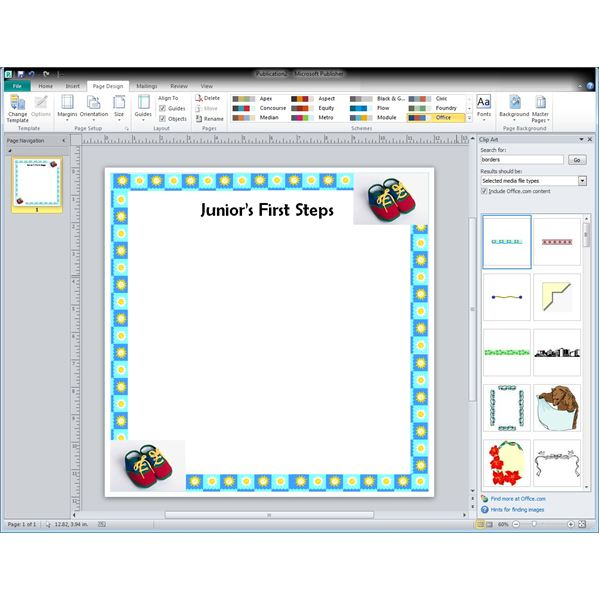 Baby Scrapbook Layouts Tips Tricks How To Make Your Own Baby
