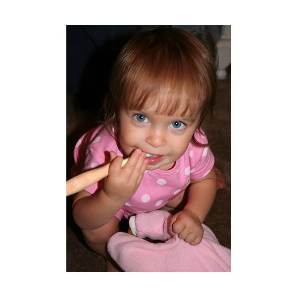Tactile defensiveness disorder interferes with tooth brushing