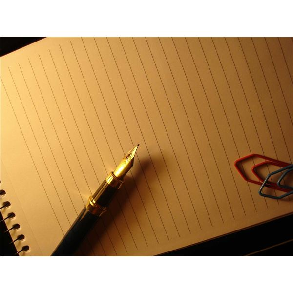 Distance learning how to write