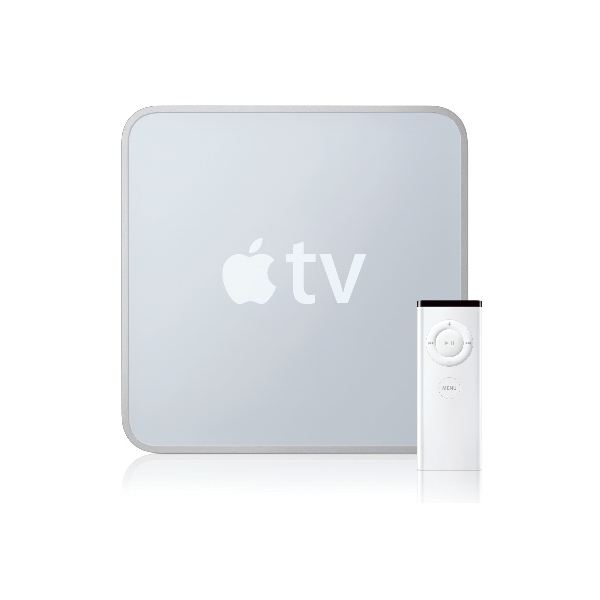 The Apple TV - simplicity and ease of use makes it the top media streamer of 2009