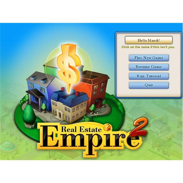 Real Estate Empire 2 Offers Up A Great Set of Time Management Games For Any Taste