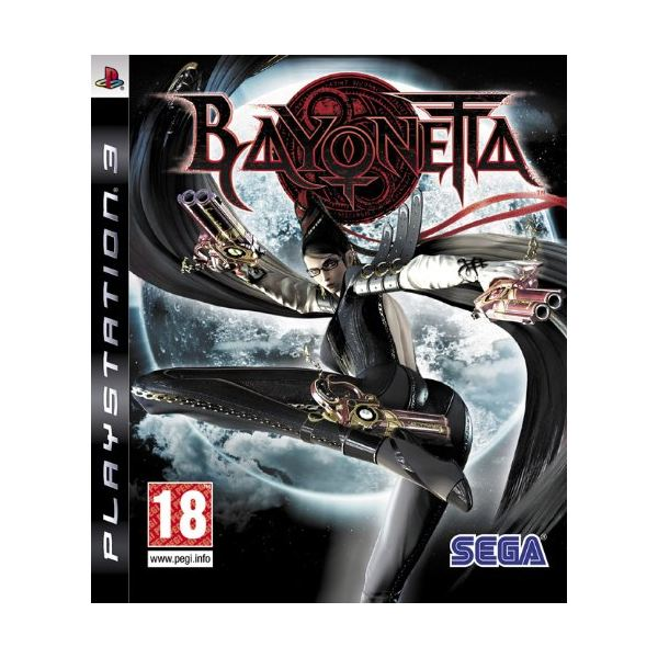 Review of Bayonetta on the PS3