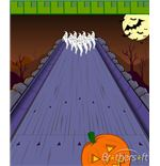 halloween bowling-