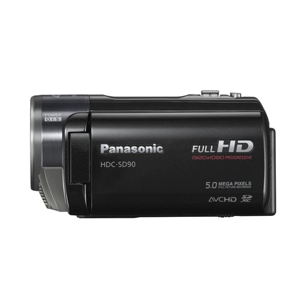 Panasonic HDC-SD90K 3D Compatible SD camcorder