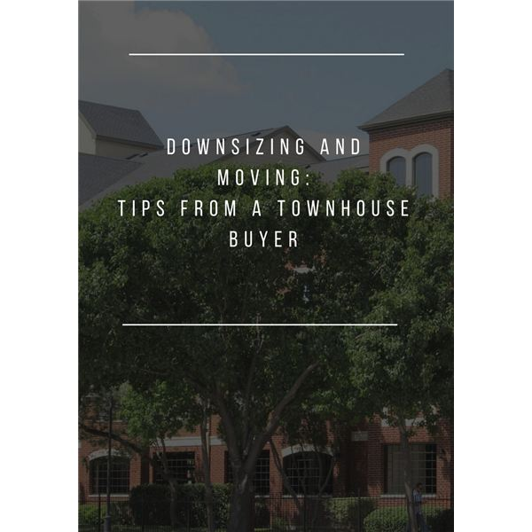 Is Downsizing Right for Me? Tips and Thoughts to Consider