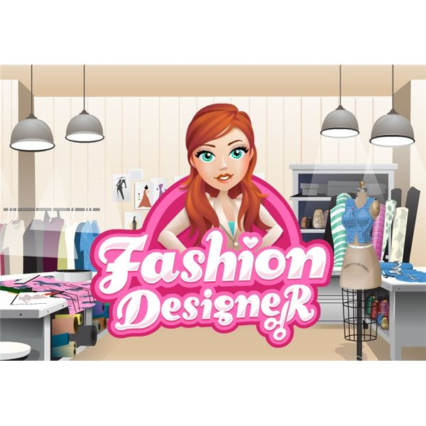 Fashion design simulation games