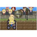 Yoville - Speedway Racing Game Screenshot
