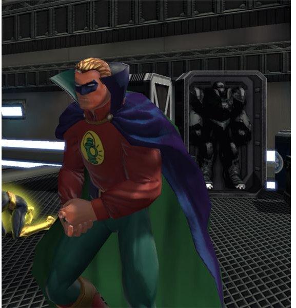 DC Universe Online Powers