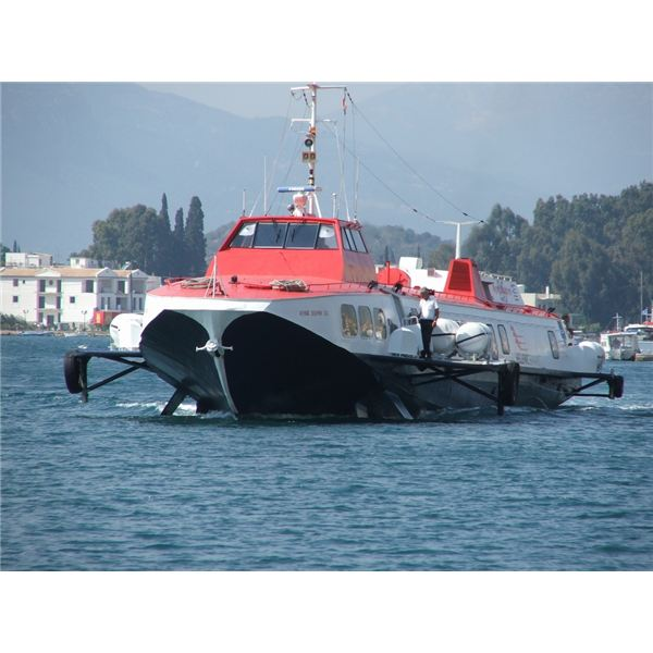 Greek Hydrofoil 2005