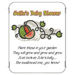 Watermelon Seed Pack for Baby Shower