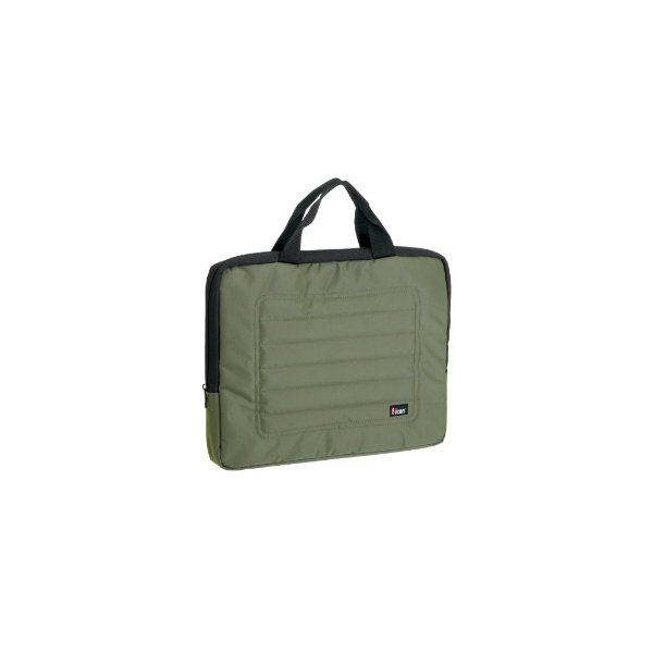 Icon QLSV1-GRN Quilted Notebook Sleeve