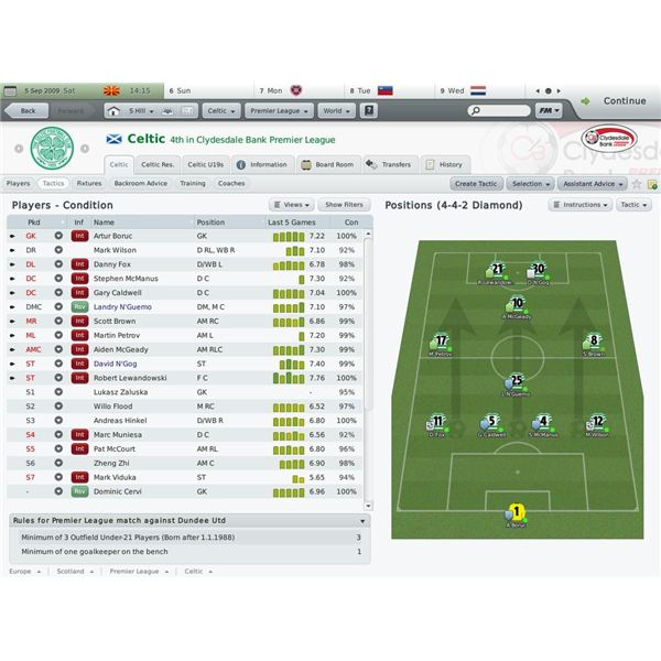 9 Best Soccer Formations Images On Pinterest Manual Guide