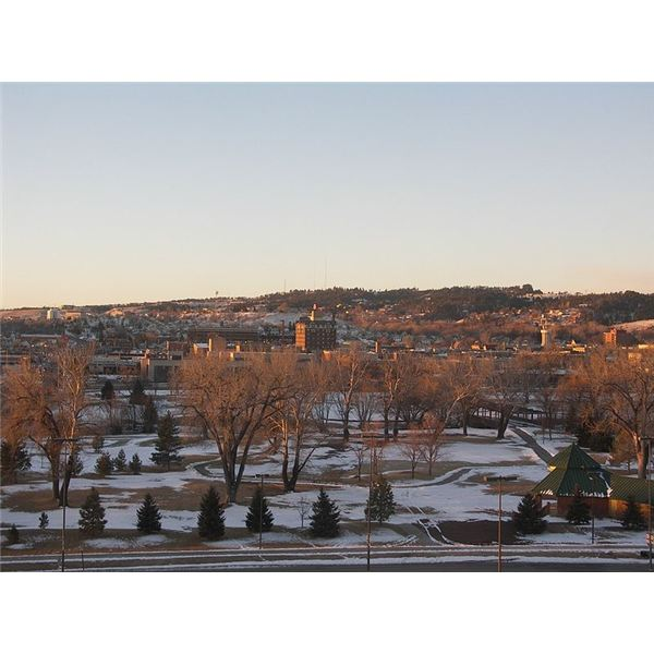 Rapid City Landscape