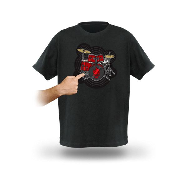Electronic Drum Kit T Shirt