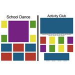 Activity Layouts for Yearbooks